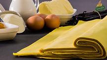 Φύλλο κίτρινο κουρκουμά