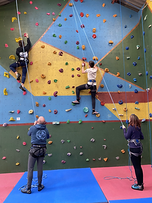 indoor climbing centre ullswater