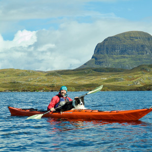 Loch Scionscaig, Scotland