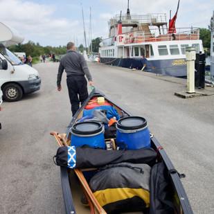 Caledonian Canal Adventure