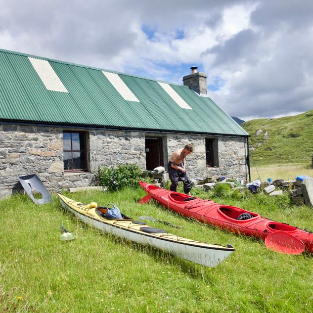 Peanmenach Bothy, Loch Ailort
