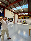 Indoor archery Ullswater