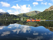kayaking by Glenridding