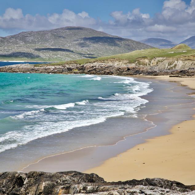 Exotic Scottish Beaches