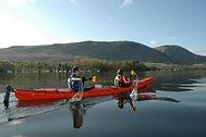 Paddling on a mirror - Ullswater