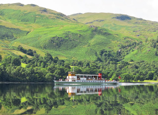 Why is Ullswater called Ullswater?