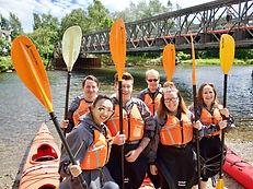 kayak adventures on ullswater