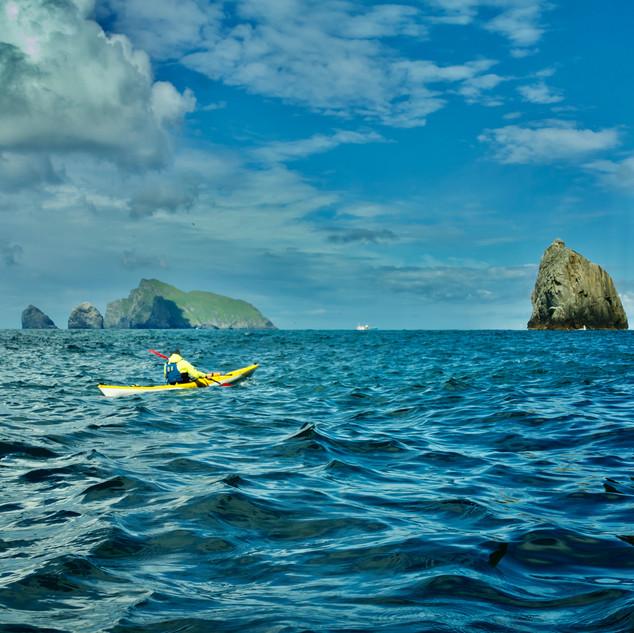 St Kilda sea kayaking expedition