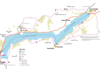 The Ullswater Way - Guided Walk