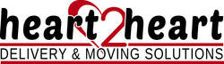 Heart 2 Heart Delivery & Moving Solutions