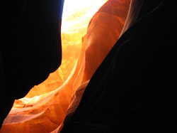 Orange and Yellow - Antelope Canyon