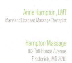 Hampton Massage