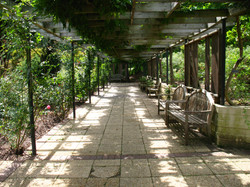 Covered gardens