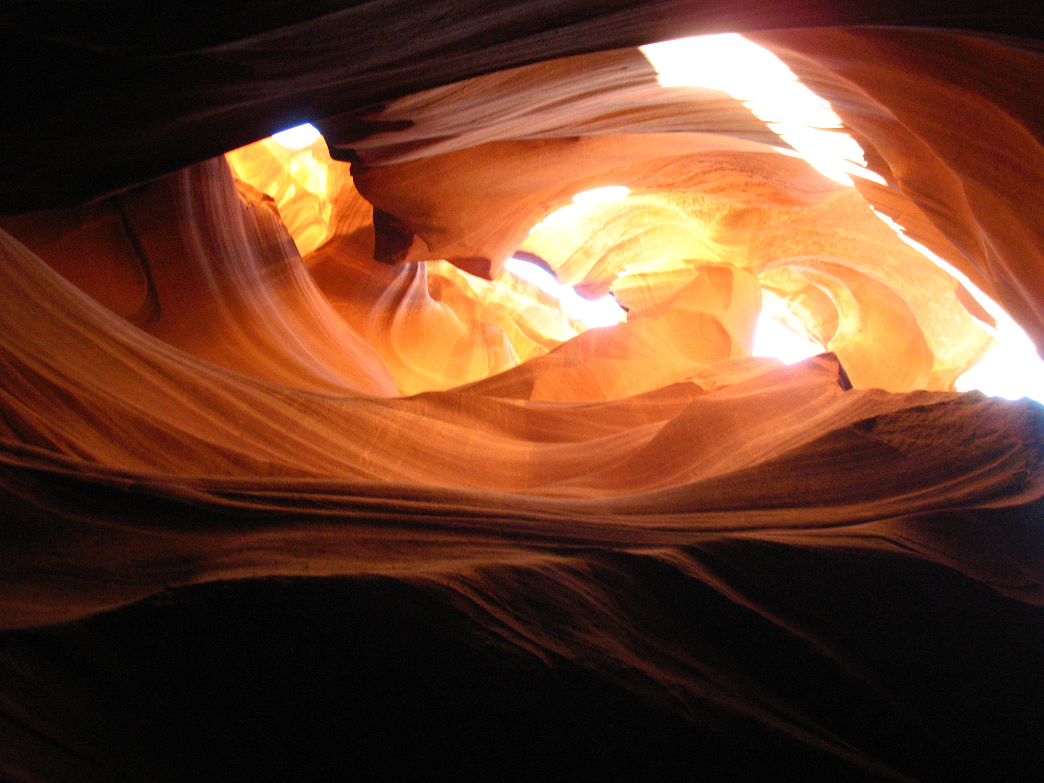 Piercing Sunlight - Antelope Canyon