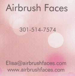 Airbrush Faces