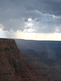 Grand Canyon in Gray
