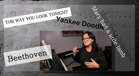 Josée Fortin cours de piano