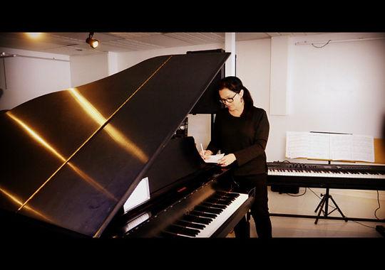 josee fortin au piano