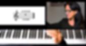 cours de piano pour débutants