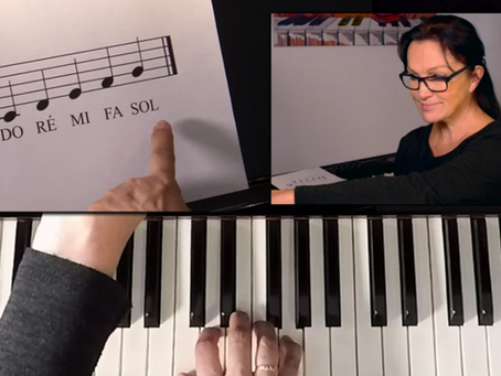 Pourquoi j'apprends le piano sur internet