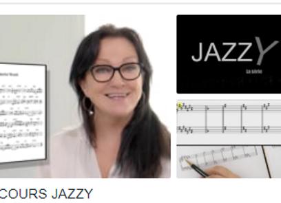 Série: cours de piano Jazzy