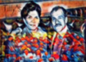 Tilly's Tacos & Burrtos Founders
