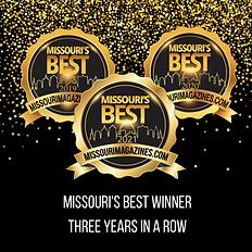 Missouri_s Best winner three years in a