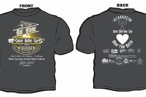 Cancer Battler Cup T-Shirt (BSHS)