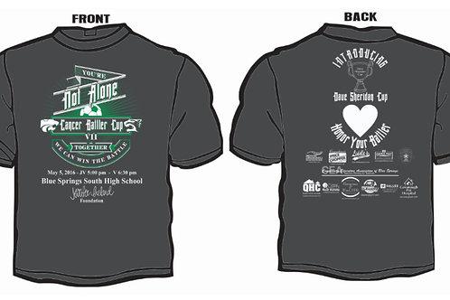 Cancer Battler Cup T-Shirt (BSSHS)