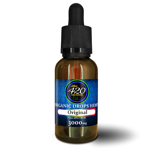 3000mg Full Spectrum Oil original