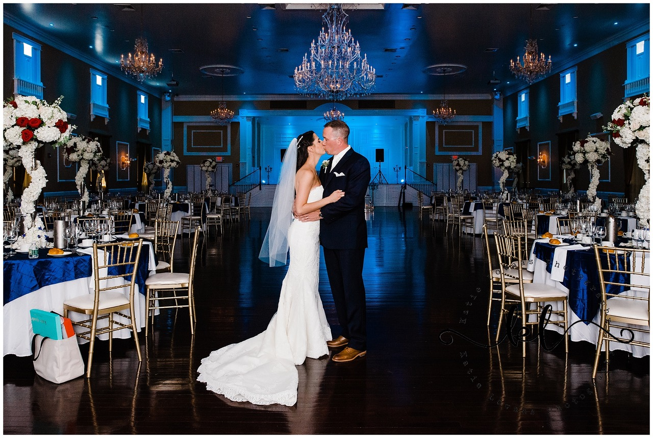 NJ Wedding Uplighting & DJing