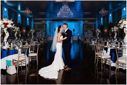NJ Wedding Uplighting & DJing