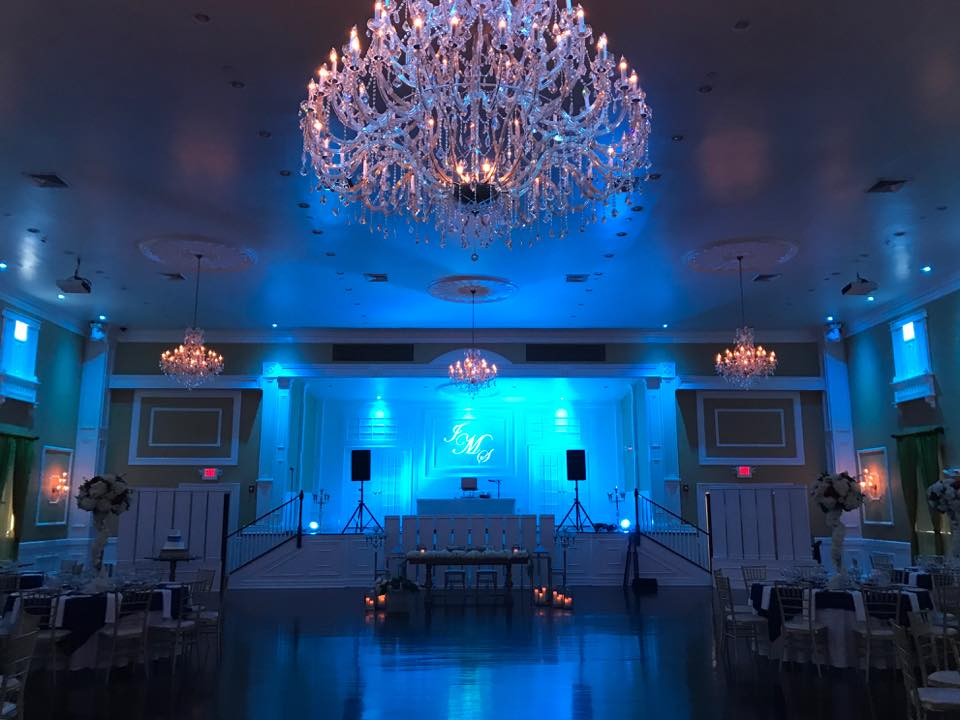 NJ Wedding Lights