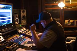 Low B Recording Pic