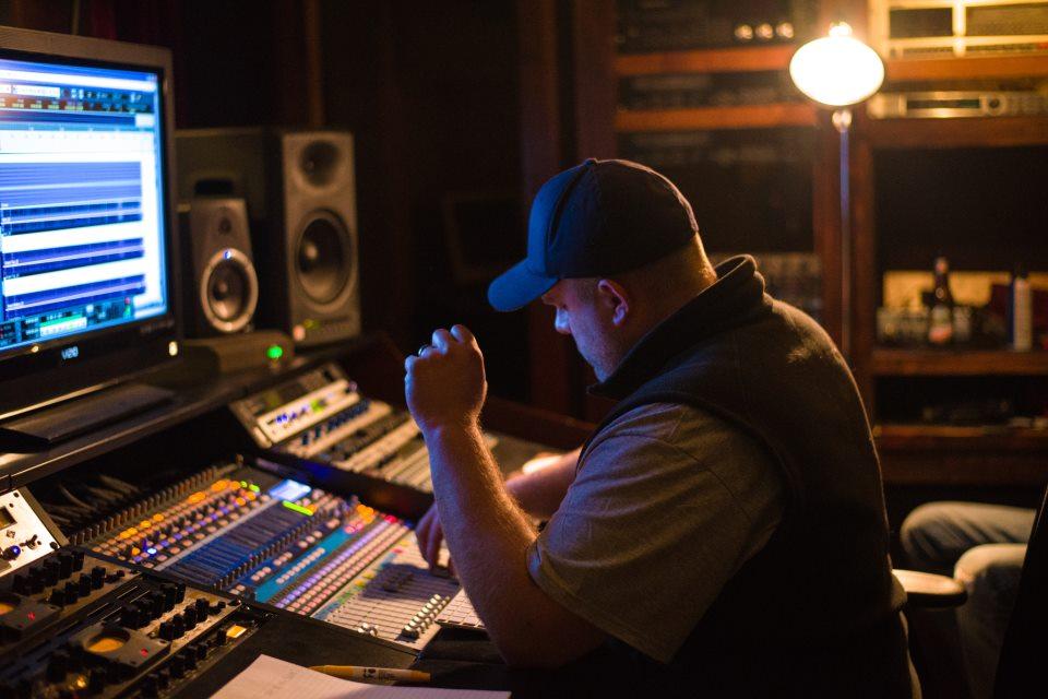 Record/Mix/Mastering Live or Studio