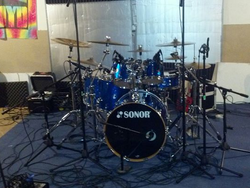 Micing up the Drums!