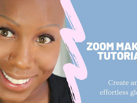 Watch How to Do Your Makeup for Your Next Zoom Call