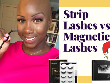 Are Magnetic Lashes Worth Trying? Watch my Review