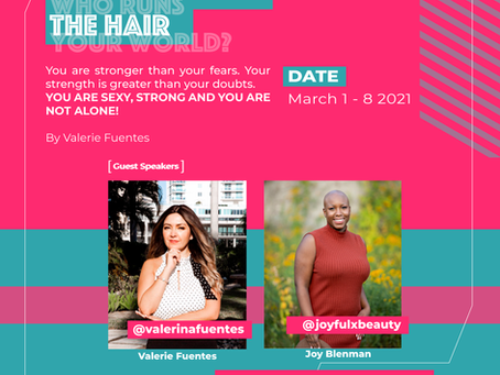 Watch My Talk at the It's Not About the Hair Summit