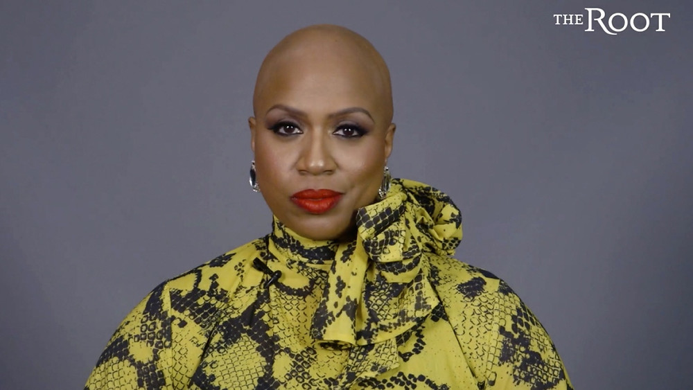 U.S. Rep. Ayanna Pressley goes public with alopecia and baldness ...