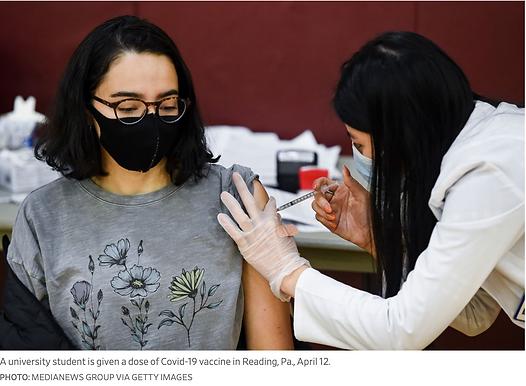 University Vaccine Mandates Violate Medical Ethics