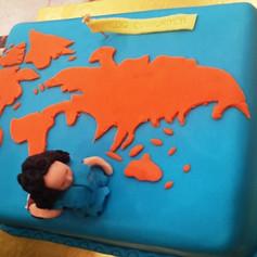 seyahatseverin pastası