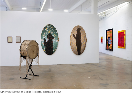 An Exhibition Trembles with Black Spiritualities