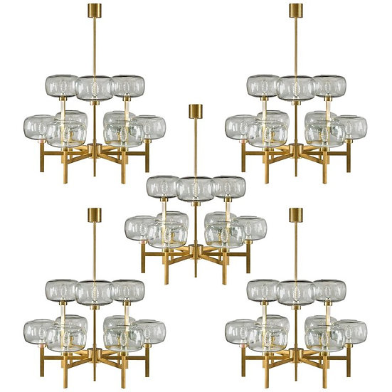 Large Chandeliers by Westal