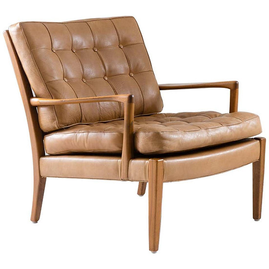 "copy of Midcentury Scandinavian Lounge Chair ""Hunter"" by Torbjørn Afdal"