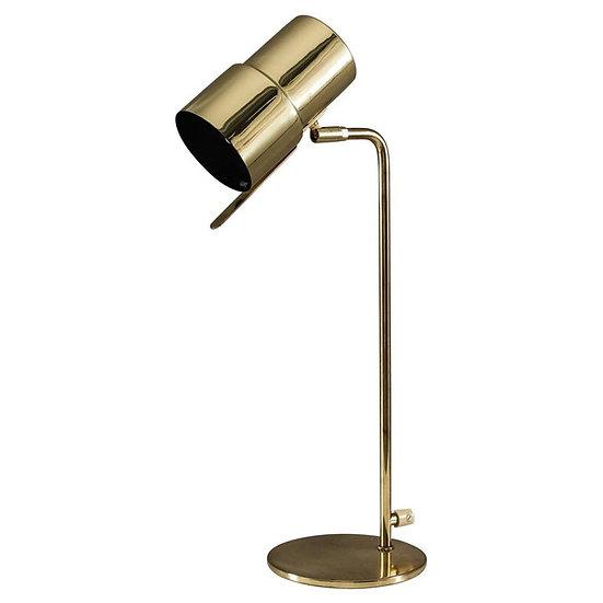 Scandinavian Table Lamp in Brass Model B 195 by Hans-Agne Jakobsson
