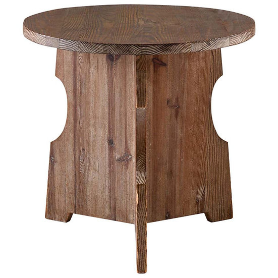 Swedish Sofa Table in Pine, 1930s
