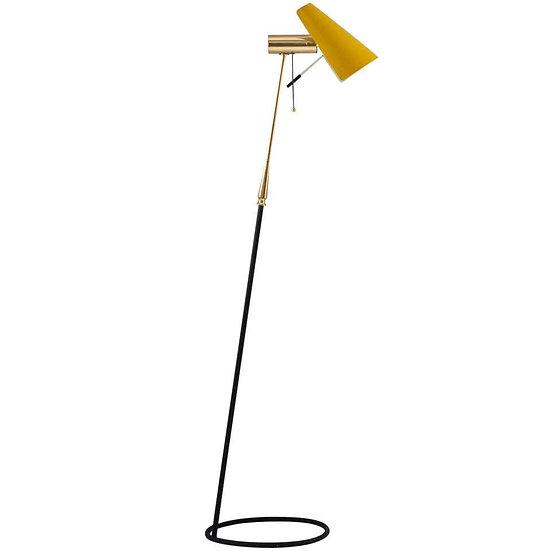 Scandinavian Midcentury Floor Lamp by Falkenbergs, Sweden