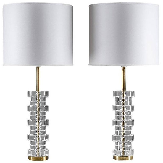 Table Lamps by Orrefors