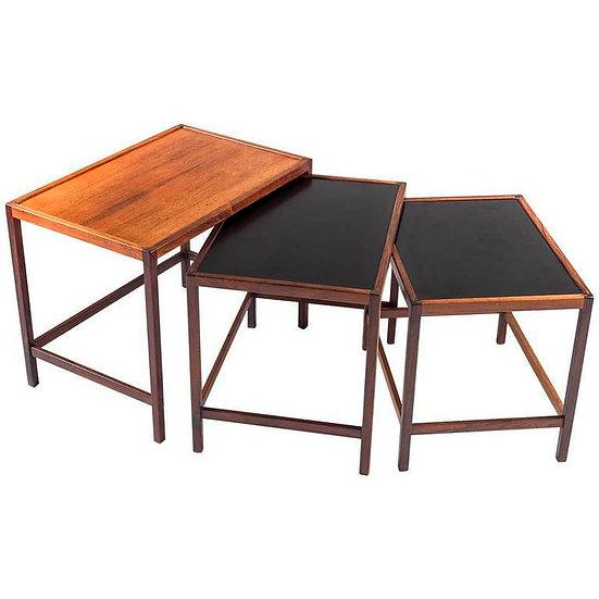 Nesting Tables by Kurt Østervig